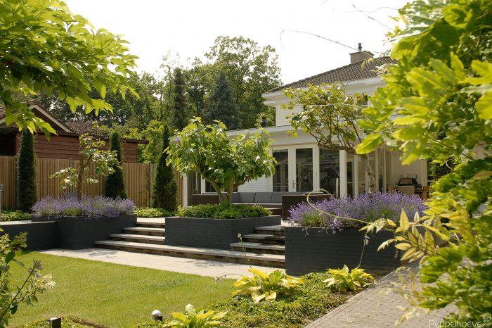 Tuininspiratie opdoen bekijk hier de door ons aangelegde tuinen - Eigentijdse tuinfoto ...